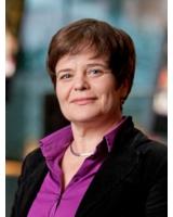 Britta Kroker, Geschäftsführerin und Gründerin der Pink University