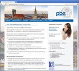 formativ.net erstellt Websites für PBC mit Joomla