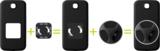 SmartWind Kabelaufroller für Kopfhörerkabel