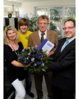 Familie Irlsperger und Dirk Hempel (FlexGas)