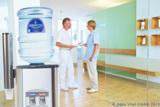 Aqua Vital Wasserspender in Arztpraxen