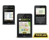 Orten und Kommunizieren. Taxifahrer 2.0