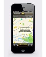 Deutschlandweite App zur Taxibestellung mit sprechenden Taxis