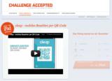"""cleap: Ideenwettbewerb für Startups und Visionäre """"myChallengeAccepted"""" startet"""