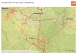 Aktuelle und detaillierte digitale Landkarten – für Vertriebsplanung unverzichtbar
