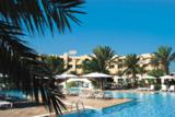 Poolansicht des Clubs Aldiana Atlantide auf Djerba