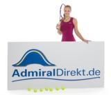 Sabine Lisicki für AdmiralDirekt.de
