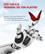 TIM 4.0 - WERDEN SIE TIM-PLAYER!