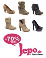 Stiefel Sale bei Jepo.de