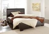 Hier zu sehen ist das Bett Milano - erhältlich unter DeLife.eu