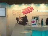 Adyton Systems´ Stand