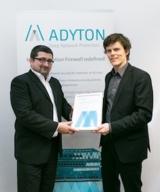 Markus Brodesser, Prokurist Gallo IT und Klaus Mochalski, CEO Adyton Systems