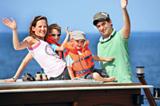 Hausbooturlaub ist für Kinder jeden Alters geeignet