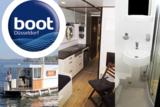 Das Einsteigerboot Febomobil 870 wird erstmalig auf der boot 2013 präsentiert.