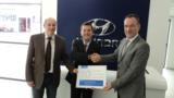 10 Jahre Hyundai im Autohaus Heidenreich