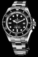 Hier sehen Sie die Rolex Sea-Dweller Deepsea
