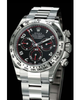 Hier zu sehen ist die Rolex Cosmograph Daytona 116509 - erhältlich in der TomBoom Luxury Boutique