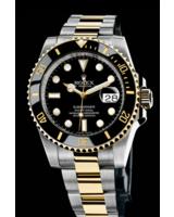 Hier zu sehen ist die Rolex Submariner Date 116613LN - erhältlich in der TomBoom Luxury Boutique
