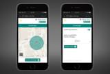 Kommen und Gehen-Zeiten über die Geofence-Funktion von Smartphones in der GRÜN ZICOM App erfassen.