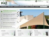 Der Online-Shop sonnensegel-pina.de bietet Sonnensegel, Zubehör und viele Montageanleitungen.