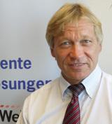 Geschäftsführer Gert Rudolph
