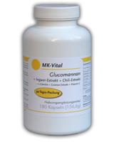Glucomannan-Kapseln von MK-Vital