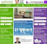 Advola - die neue Marktplattform für Zeitarbeit