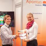 Siomon Fischer von der Marketing Verbund Gruppe GmbH war einer der drei Tagessieger