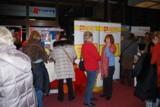 Viele Besucher interessieren sich für die Leistungen des ASB München