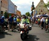 Die Motorradstaffel des ASB München hilft bei Unfällen auf Straßen oder bei Veranstaltungen