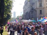 Partymeile des IsarInselFestes - Foto: ASB München