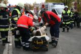 Verstärkter Einsatz der ASB Rettungsdienst GmbH während der Wies'n. Foto: ASB München
