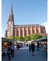 Die Münchner Jahrmarktveranstaltung 'Auer Dult'