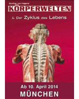 Sanitätsdienst des ASB München sorgt für sanitätsdienstliche Sicherheit bei den Körperwelten