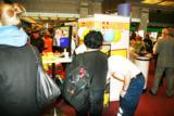 Viele Besucher informierten sich beim ASB München. Foto: ASB München