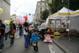 Großes Interesse für die Leistungen des ASB München. Foto: ASB München