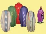 Priesterkleidung, Kaseln, Stolen und vieles mehr ...