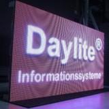 Videowand der Daylite Eventline-Serie