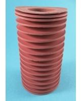 Beispiel eines Gummischeibenbalgs aus dem beschichteten Nomex®-Gewebe Pink NG1/1