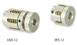 Typ EAO 12 einstellbar und Typ EFS 12 fest eingestellte Kupplung