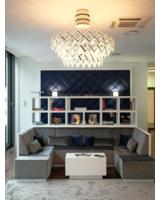 Lobby des neuen Immobilien-Kompetenz-Zentrum der von Poll Immobilien GmbH