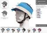 helt-pro® myDesign Konfigurator für individuellen Kopfschutz