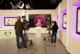Blick hinter die Kulissen im Live-Studio von GemsTV