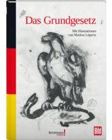 Markus Lüpertz illustriert Grundgesetz – 19 exklusive Gemälde für Ausgabe von wissenmedia und BILD