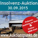 Ankündigung Auktion 30.09.2015