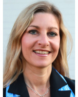 Birgit Carstensen (vormals Quacken) leitet Geschäftsstelle