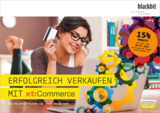 Titelseite des neuen xt:Commerce Magazins