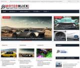 Motorblick.de ist ein neues Lifestyle-Online-Magazin zu Autothemen aller Art.