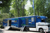 "Die mobile Informationskampagne ""BioLab Baden-Württemberg on Tour - Forschung, Leben, Zukunft"""