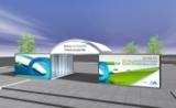 Entwurf des Mobilen Schulungszentrum Elektromobilität